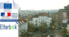 Guillaume Bottazzi is creating a painting 16 metres high in Brussels' Place Jourdan | Guillaume Bottazzi | Pulse | LinkedIn