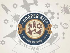 Cooper & Kid: A #fathersday Gift for Dads and Kids