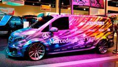 Auto • Mercedes Benz V-Klasse