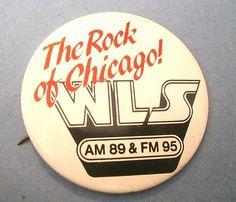WLS Radio Station Chicago