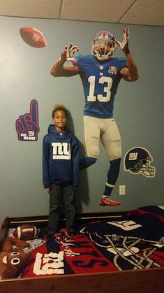 6c440e4a8a1 Odell Beckham Jr. Fathead. Find your favorite Odell moment at Fathead