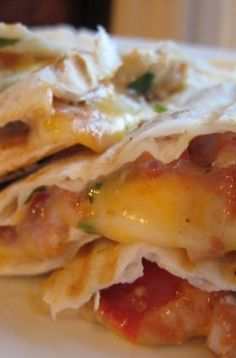 Chicken Quesadilla USE GEORGE FOREMAN GRILL