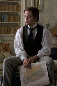 Bel Ami - Georges Duroy (Robert Pattinson)