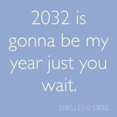 Single Swag, Waiting, Calm