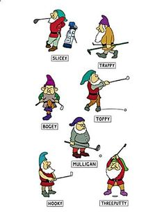 Which one are you? Haha! #golf #lorisgolfshoppe #golflaughs