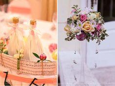«Музыкальная» свадьба: флористика и ноты