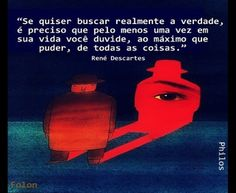 René Descartes Create Yourself, Quotes, Movie Posters, Truths, Stuff Stuff, Frases, Study, Books, The Thinker
