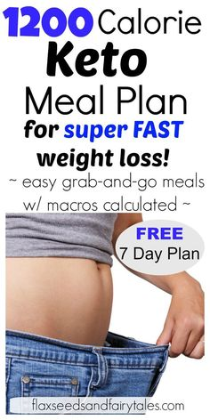 FREE 1200 Calorie Keto Meal Plan to Lose Weight Fast Want to lose weight fast? The 1200 Calorie Keto Meal Plan is disigned for easy weight loss on a low carb diet! It's a great keto meal plan for begi Weight Loss Meals, Diet Plans To Lose Weight Fast, Lose Weight In A Week, Weight Loss Diet Plan, Fast Weight Loss, How To Lose Weight Fast, Losing Weight, Weight Gain, Fat Fast