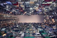 Vertical Horizon: A Series of Hong Kong From a New Perspective - AWESOME SHOT!!!