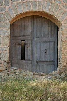 Farmer house door, Puerto de soller