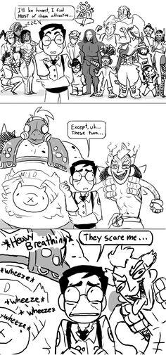 Ze new healer | Overwatch | Know Your Meme