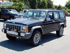 1988 Jeep Cherokee Service Manual