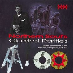 NORTHERN SOUL\'S CLASSIEST RARITIES VOLUME 1 Various Artists CD (KENT)