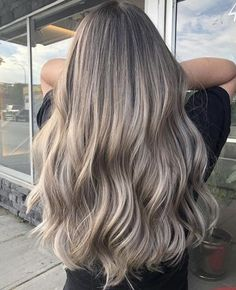 Luscious Ash – Salon Guys Best Picture For ash blonde balayage blue eyes For Your Taste You are look Blonde Hair Looks, Brown Blonde Hair, Brunette Hair, Cool Toned Blonde Hair, Medium Ash Blonde Hair, Cool Ash Blonde, Light Ash Brown Hair, Natural Ash Blonde, Grey Blonde