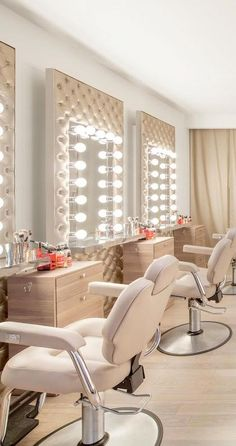 Started by Stephanie March, Law and Order: SVU and the show's makeup department head, Rebecca Perkins, Rouge New York offers budget-friendly makeovers and makeup application. Decide if you want a simple freshening up or something bolder — they have a number of looks to choose from — and relax into one of the fully reclining Hollywood vanity chairs. They offer one-on-one makeup instruction as well $125.