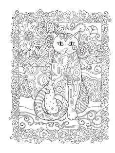 Gatos. O Livro de Colorir - Livros na Amazon.com.br