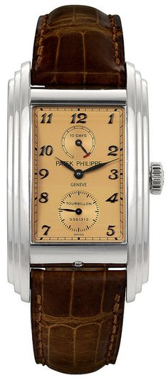 aa39f8cc8f2 Patek Philippe Ref. 5101P 10... Time And Tide