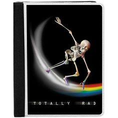 """Totally Rad"" Radiologic Technologist iPad® Case from http://shop.advanceweb.com."