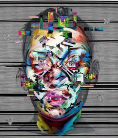 glitch art justin bower 9