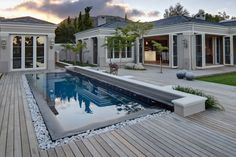 Constantia, Cape Town Outdoor Decor, House, Garden In The Woods, South African Homes, House Exterior, Areas, My House, Exterior