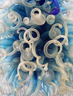 #Dale #Chihuly #glass #sculpture