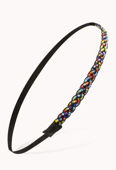 Worldly Braided Headband   FOREVER21 #Accessories #Headband