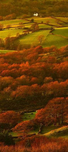 England Travel Inspiration - Lyth Valley, Lake District, Cumbria, England