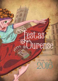 Cartes Festas OUrense 2016 Bailemos_no_Corpus