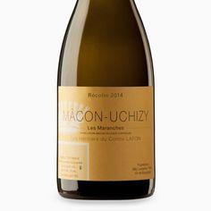 """Mâcon village Uchizy """"Maranches"""" 2014 Héritiers Comte LafonDominique Lafon réalise là une cuvée fine, élégante et fruitée dans la veine de ses plus grands Meursault. Probablement l'un des meilleurs achats du moment. Le vin est gourmand. Très équilibré, frais et distingué"""
