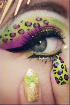 20 Creative Makeup Art Designs