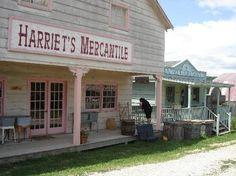Mansfield, MO: mercantile building