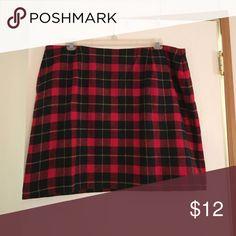 Women's plus size skirt. Great shape. Warm material Carolina Colours Skirts Mini