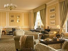 Lounge area at the Clare Inn Hotel. Morrisons, Lounge Areas, Staging, Couch, Curtains, Room, Furniture, Ideas, Home Decor