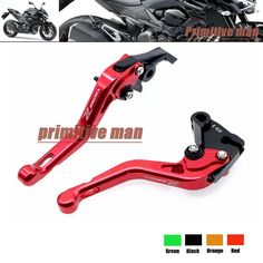 39.99$  Watch now - http://alina2.shopchina.info/1/go.php?t=32319344868 - For KAWASAKI Z800 Z 800 2012-2016  Motorcycle Accessories Short Brake Clutch Levers LOGO Z800 Z 800 Red  #aliexpressideas