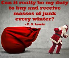 10 amazing Christmas quotes from C. S. Lewis | Deseret News