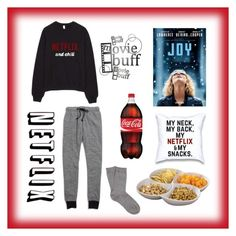 A fashion look from February 2016 featuring crew-neck tops, drawstring sweat pants and cotton wool blend socks. Browse and shop related looks. Fashion Women, Women's Fashion, Madewell, Polyvore Fashion, Netflix, Women's Clothing, Sweatpants, Fashion Looks, Female