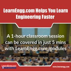 A 1-hour classroom session can be covered in just 5 mins with LearnEngg.com modules. [click link in bio] #3dm #learnengg #3d