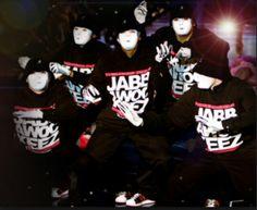 Jabbawockeez best dance crew ever