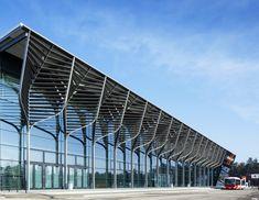 Zaha Hadid Architects Begins Construction on NürnbergMesse Hall 3C, NürnbergMesse Hall 3A. Image © Heiko Stahl
