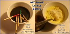 My Same Little Bowl | David Crighton Art | urban landscapes, neighborhoods, historical buildings, geographical collages, and popular cultural icons | davidcrighton.com | Canada