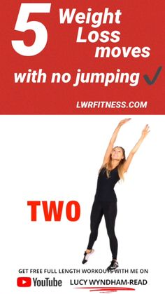 Home Home,Fitness NO JUMP MOVES – Here are 5 moves you can do at home which are great weight loss exercises that help you burn off calories and lose fat, I have designed these. Fitness Workouts, At Home Workouts, Fat Workout, Lose Fat, Lose Belly Fat, Lose Weight, Weight Loss Challenge, Weight Loss Tips, Walking Challenge
