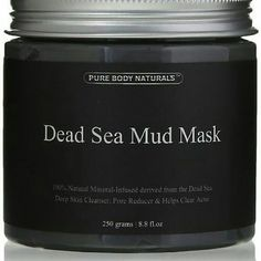 MAKE ME AN OFFER Brand new Pure body naturals dead sea mud mask pure body naturals  Makeup