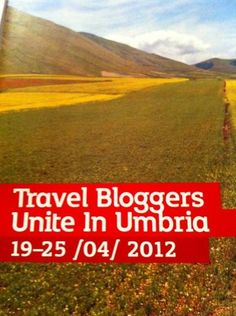 Now, in #Umbria ! #tbumbr