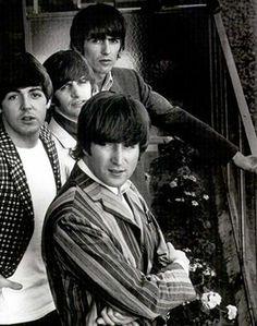We see you  Beatles.