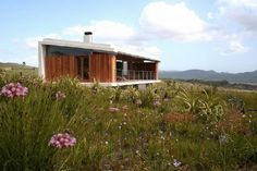 Farm 215 Nature Retreat & Fynbos Reserve is an inspiring sustainable destination, situated from the fishing town of Gansbaai in the Uilkraal Valley between Stanford and Cape Agulhas in the Western Cape's unspoiled Southern Overberg. Eco Cabin, Luxury Accommodation, Scandinavian Home, South Africa, Places To Go, Outdoor Structures, Architecture, House Styles, Cape Town