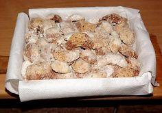 Dvoubarevné sádlové cukroví