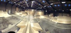 Cool interior skateparks - Google Search
