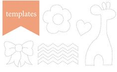 Free templates for design your own onesies