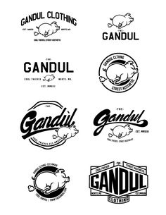THE GANDUL CLTHNG on Behance