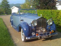 1948 Rolls-Royce Silver Wraith Hooper DHC